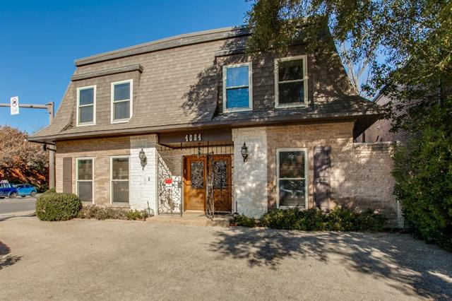 Photo of 4084 Lovers Lane  University Park  TX