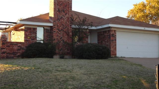 Rental Homes for Rent, ListingId:36608192, location: 18 Greenthread Street Abilene 79606