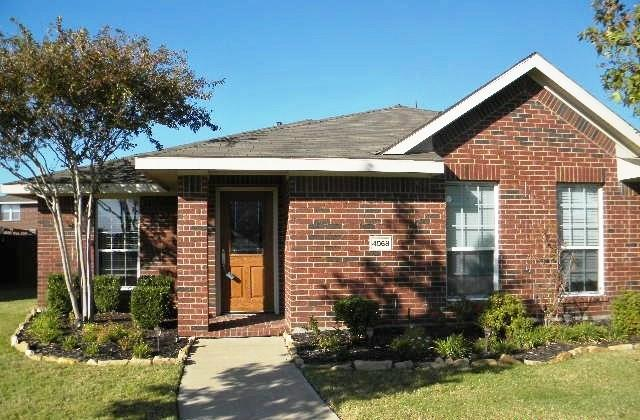 Rental Homes for Rent, ListingId:36651606, location: 4068 Palace Place Frisco 75033