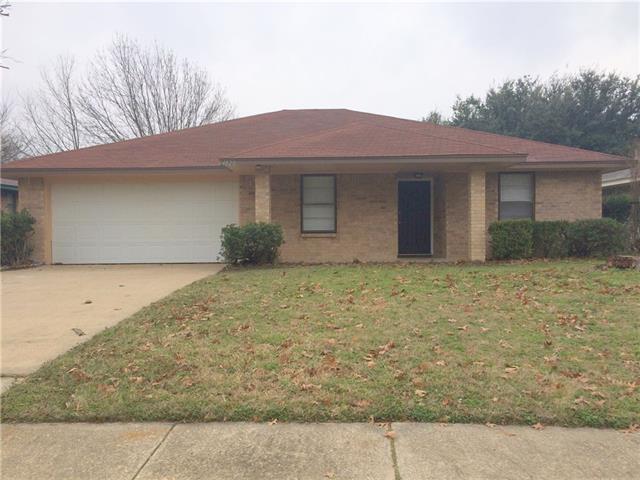 Rental Homes for Rent, ListingId:36647779, location: 4820 Chickadee Drive Balch Springs 75180