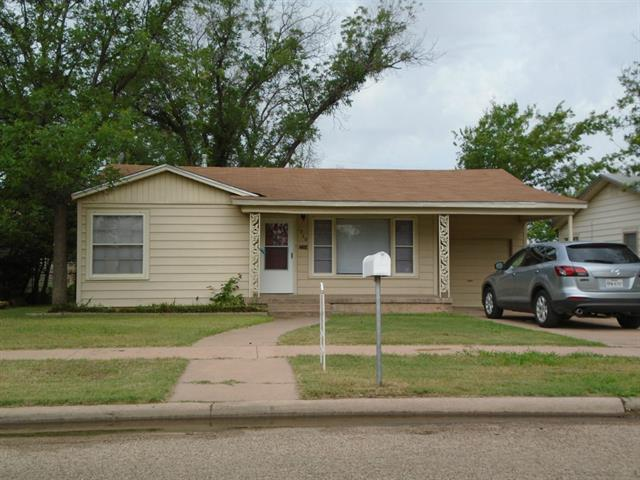 Rental Homes for Rent, ListingId:36647748, location: 1950 Matador Street Abilene 79605