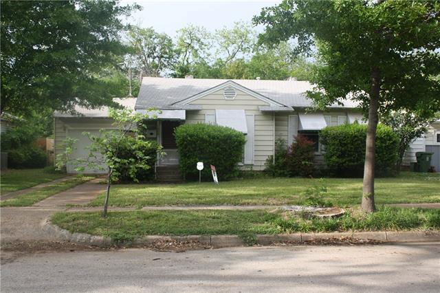 Rental Homes for Rent, ListingId:36653282, location: 1215 Britt Drive Arlington 76013