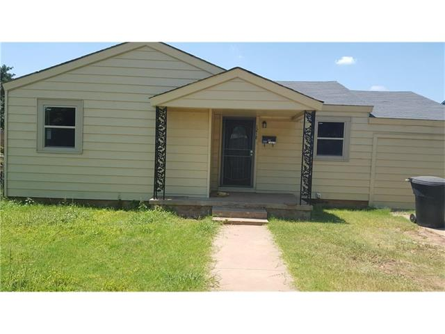 Rental Homes for Rent, ListingId:36677869, location: 1218 Park Avenue Abilene 79603