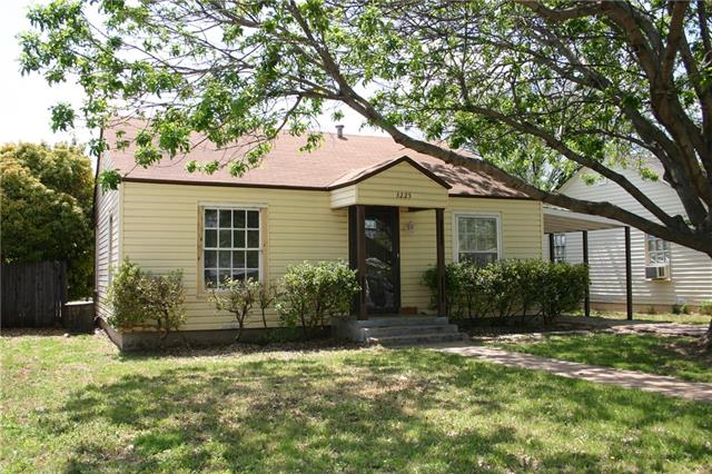 Rental Homes for Rent, ListingId:36705164, location: 3225 S 4th Street Abilene 79605