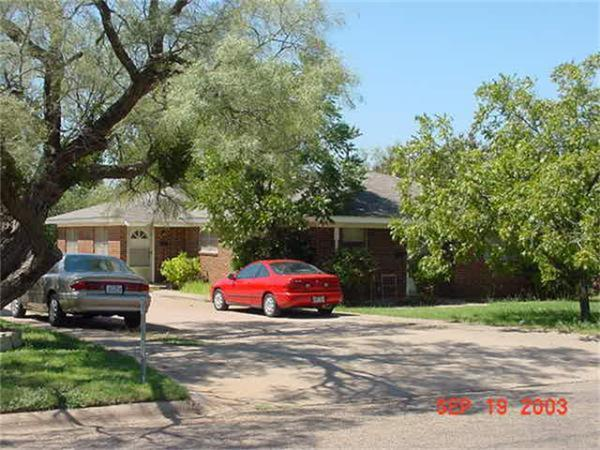 Rental Homes for Rent, ListingId:36714832, location: 1740 Lincoln Drive Abilene 79601
