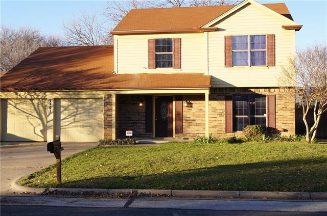 Rental Homes for Rent, ListingId:36991388, location: 1707 Crimson Court Arlington 76018