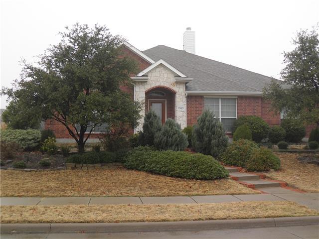 Rental Homes for Rent, ListingId:36727691, location: 1303 Bradford Trace Drive Allen 75002