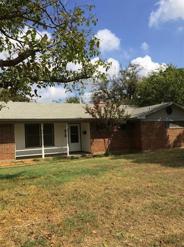 Rental Homes for Rent, ListingId:36756897, location: 313 E Hampton Road Crowley 76036