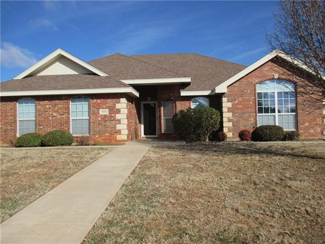 Rental Homes for Rent, ListingId:36740140, location: 5134 Rio Mesa Drive Abilene 79606