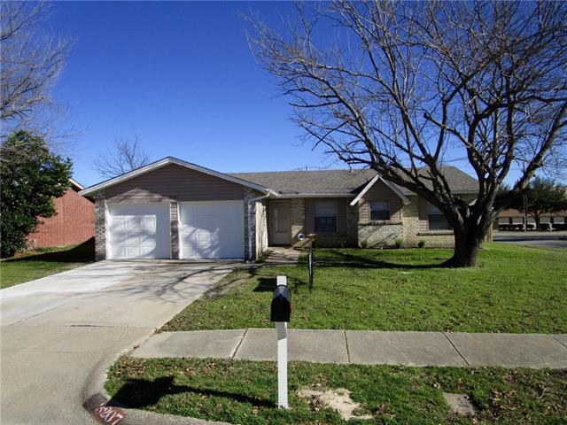 Rental Homes for Rent, ListingId:36992185, location: 3207 Hanover Drive Arlington 76014