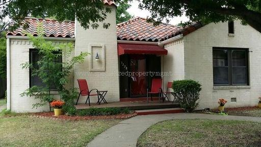 Rental Homes for Rent, ListingId:36748992, location: 3228 Cockrell Avenue Ft Worth 76109