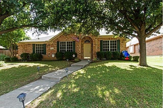 Rental Homes for Rent, ListingId:36760696, location: 7616 Belcrest Drive Frisco 75034