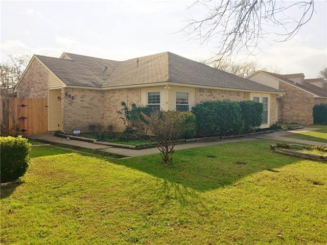Rental Homes for Rent, ListingId:36818113, location: 669 Stonewall Drive Grand Prairie 75052