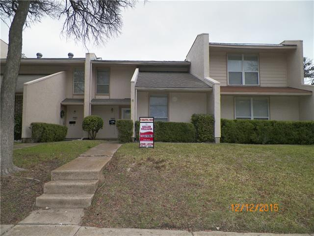 Single Family Home for Sale, ListingId:36820354, location: 507 Valley Park Drive Garland 75043