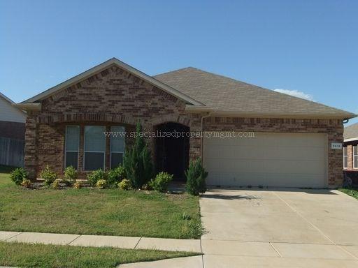 Rental Homes for Rent, ListingId:36817474, location: 9616 Brenden Drive Ft Worth 76108