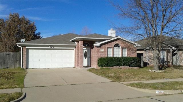 Rental Homes for Rent, ListingId:37095537, location: 5821 Rock Meadow Trail Arlington 76017
