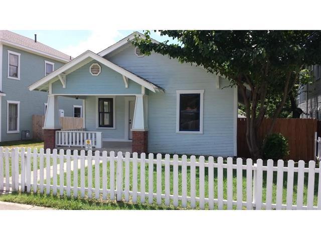 Rental Homes for Rent, ListingId:36826713, location: 1704 Lipscomb Street Ft Worth 76110