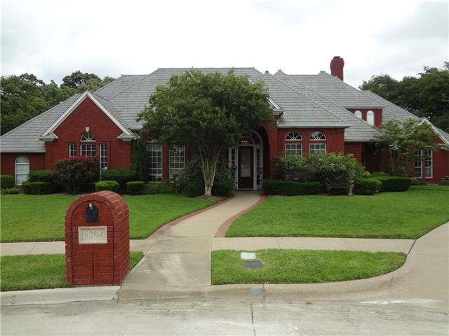 Rental Homes for Rent, ListingId:36819577, location: 6204 High Gate Court Colleyville 76034