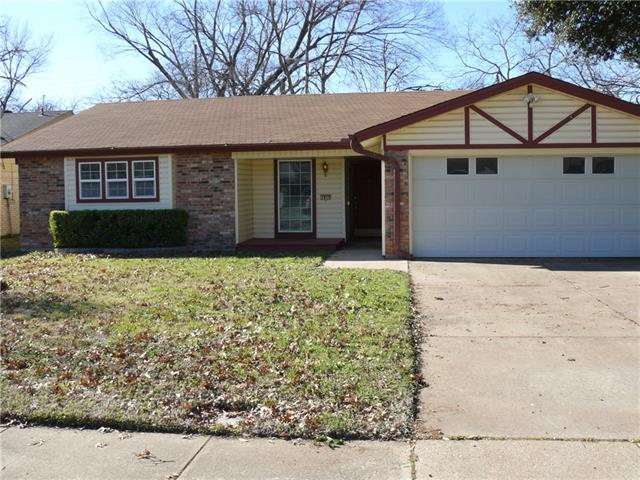 Rental Homes for Rent, ListingId:36856838, location: 1825 Keathley Drive Irving 75060