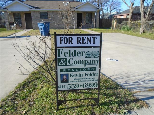Rental Homes for Rent, ListingId:36856735, location: 1639 Herald Street Dallas 75215