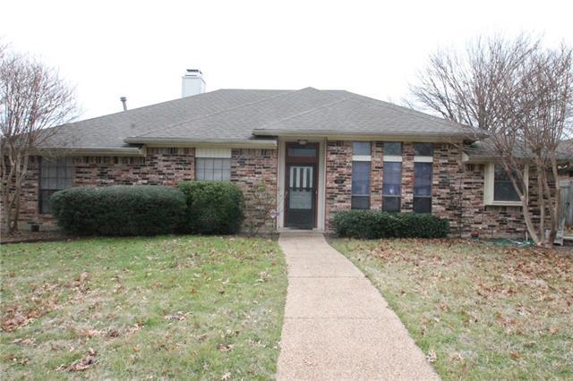 Rental Homes for Rent, ListingId:36906627, location: 918 Green Brook Drive Allen 75002