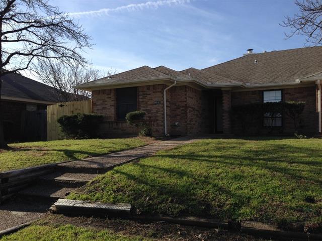 Rental Homes for Rent, ListingId:36868311, location: 4641 Club Estate Place Mesquite 75150