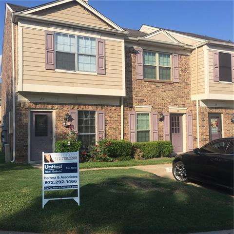 Single Family Home for Sale, ListingId:36873160, location: 637 Carriagehouse Lane Garland 75040