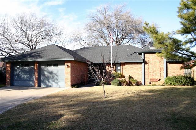 Rental Homes for Rent, ListingId:36900886, location: 1918 CHIMNEYWOOD Court Abilene 79602