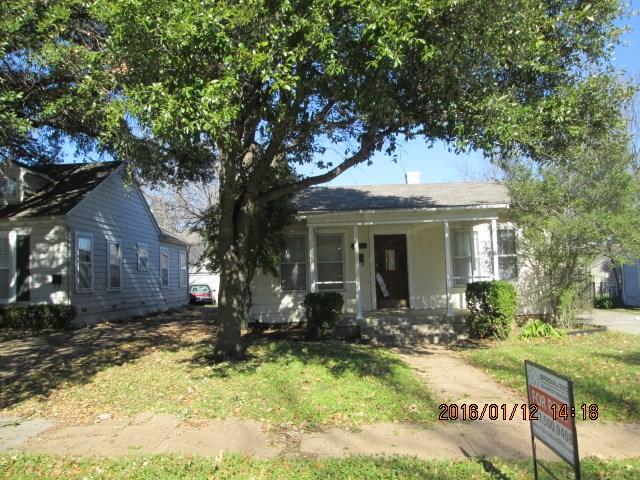 Rental Homes for Rent, ListingId:36913645, location: 3916 W 5th Street Ft Worth 76107