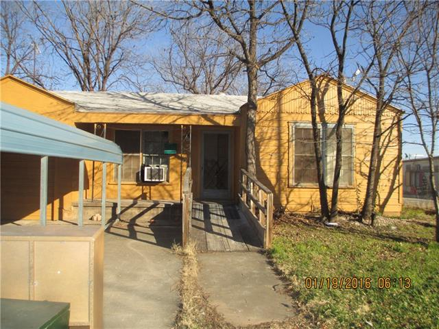 Rental Homes for Rent, ListingId:36928126, location: 1373 Sammons Street Abilene 79605