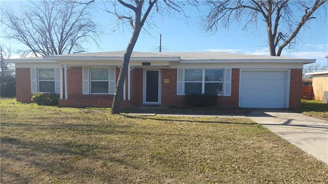 Rental Homes for Rent, ListingId:36928680, location: 626 S Jefferson Drive Abilene 79605