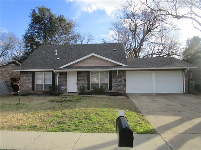 Rental Homes for Rent, ListingId:36992196, location: 1404 Janann Avenue Arlington 76014