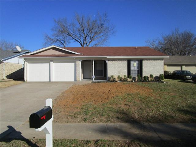 Rental Homes for Rent, ListingId:37095569, location: 2808 Riverlake Court Irving 75060