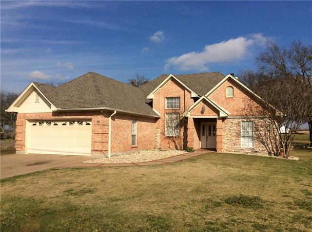 Rental Homes for Rent, ListingId:36972249, location: 27072 Stonewood Drive Whitney 76692