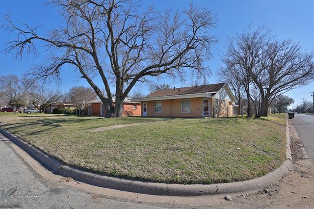 Rental Homes for Rent, ListingId:36972456, location: 601 North 18th Abilene 79601