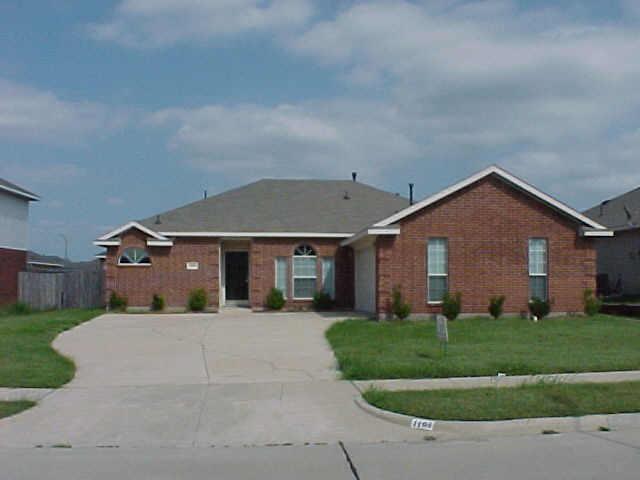 Rental Homes for Rent, ListingId:36979528, location: 1104 Rio Verde Drive Desoto 75115