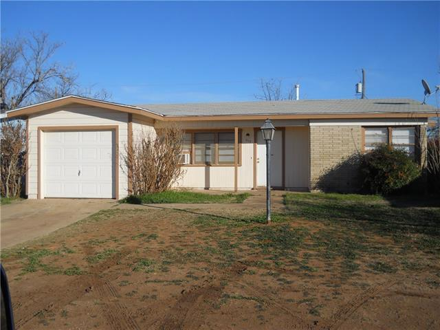 Rental Homes for Rent, ListingId:36979442, location: 917 N Danville Drive Abilene 79603
