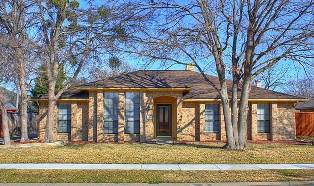 Rental Homes for Rent, ListingId:36995282, location: 408 Cooper Lane Coppell 75019