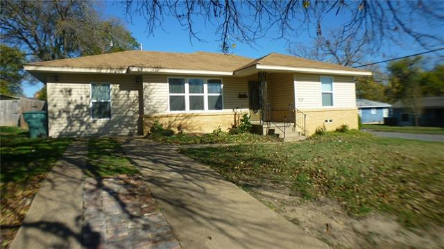 Rental Homes for Rent, ListingId:37133597, location: 1121 E Rosedale Street E Sherman 75090