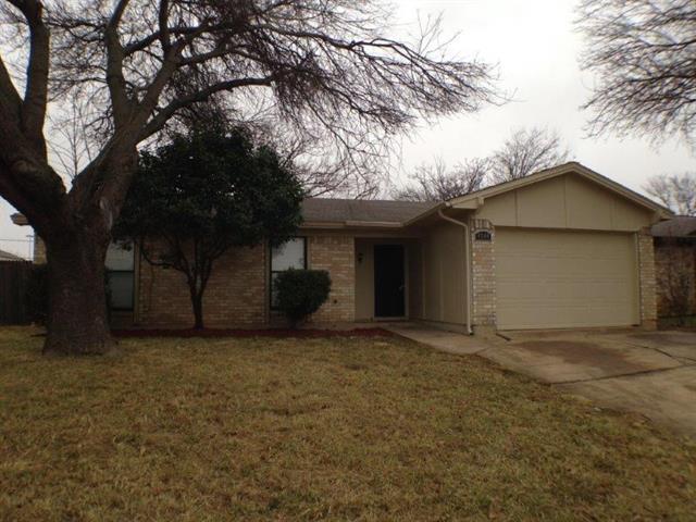 Rental Homes for Rent, ListingId:37007732, location: 4704 Green Hollow Drive Arlington 76017