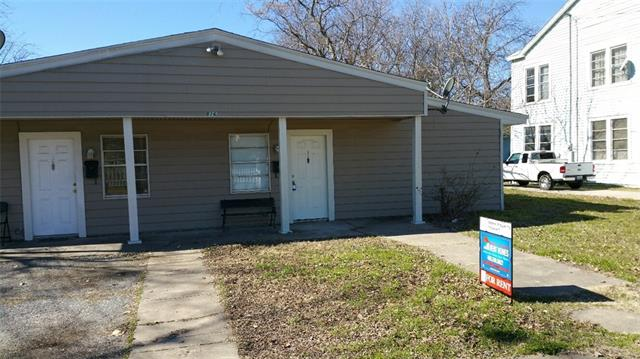 Rental Homes for Rent, ListingId:37133644, location: 816 S Crockett Street Sherman 75090