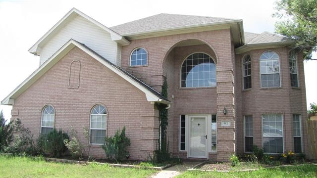 Rental Homes for Rent, ListingId:37007868, location: 912 Jacobs Crossing Court Burleson 76028