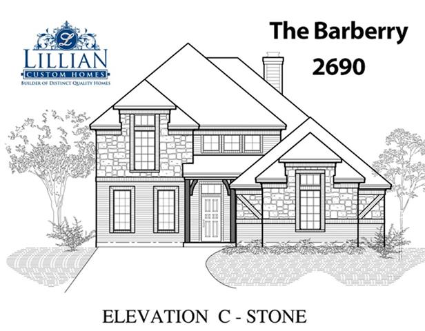 Stone Elevation Quotes : Joseph drive glenn heights tx us