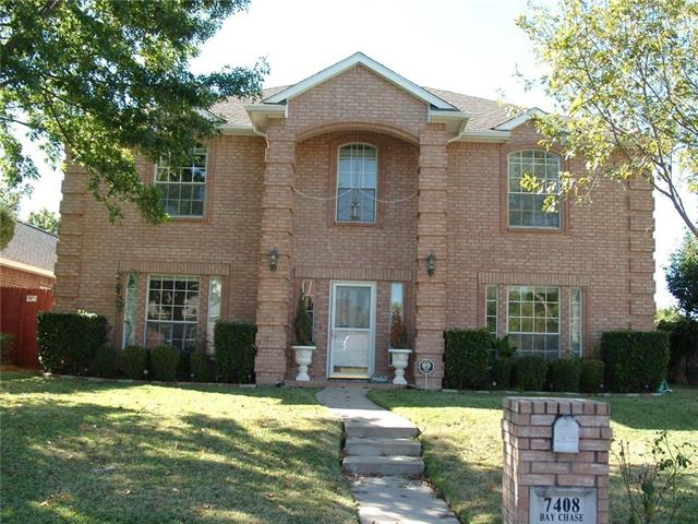 Rental Homes for Rent, ListingId:37027584, location: 7408 Bay Chase Drive Arlington 76016