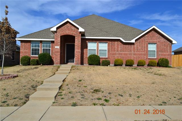 Rental Homes for Rent, ListingId:37027259, location: 604 Aspen Court Red Oak 75154