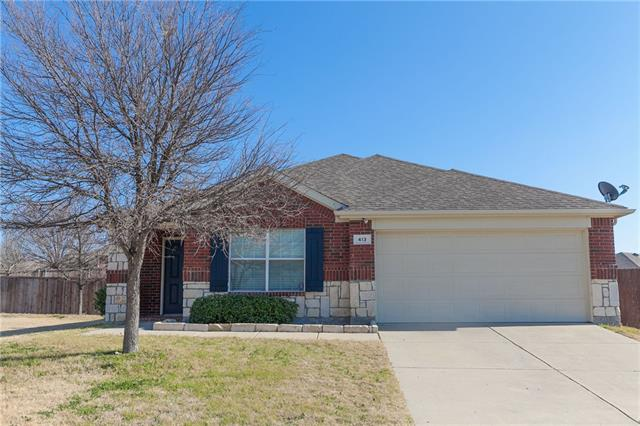Rental Homes for Rent, ListingId:37133348, location: 413 Dartmoor Drive Celina 75009