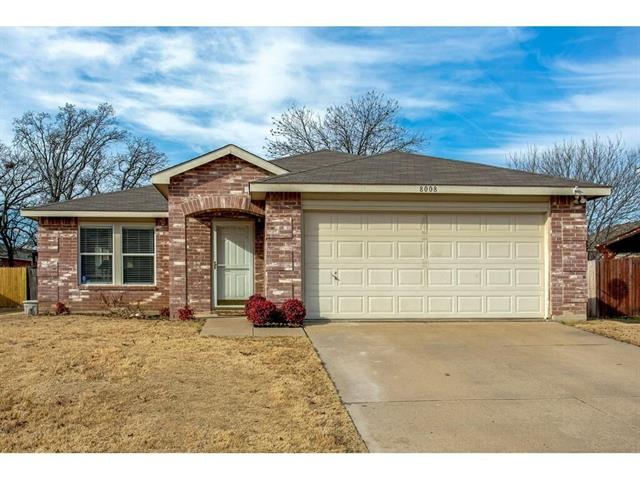 Rental Homes for Rent, ListingId:37069166, location: 8008 Settlement Drive Denton 76210