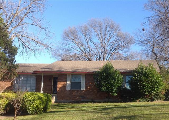 Rental Homes for Rent, ListingId:37038649, location: 3240 Springwood Lane Dallas 75233
