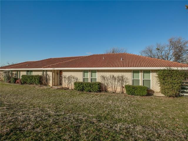 Rental Homes for Rent, ListingId:37043768, location: 257 Verna Trail N Ft Worth 76108