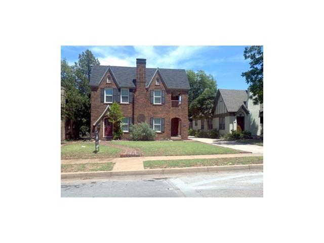 Rental Homes for Rent, ListingId:37060375, location: 2625 Lubbock Avenue Ft Worth 76109